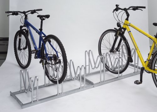 Fahrradständer (Multiparker) 8056 (6 Einstellplätze)