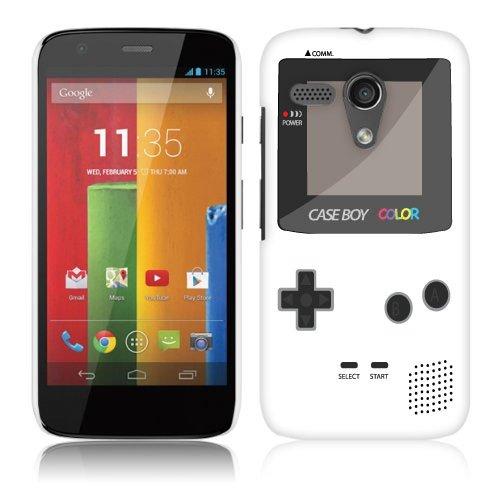 10 opinioni per Cell Shell ® Motorola Moto G Case / Cover / Custodia / Skin Rigida in Plastica /