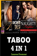 Taboo Collection Paperback