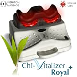Paradigma-med Chi Silent Vitalizer Royal Chi Maschine inkl. Twister