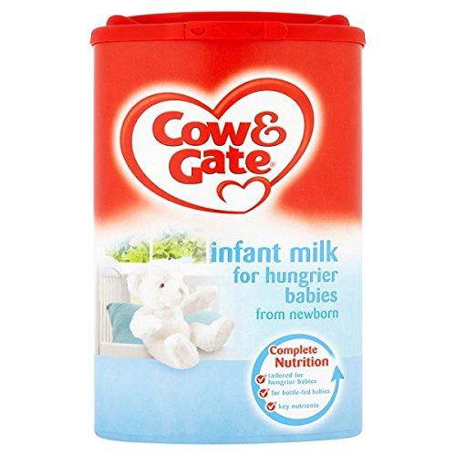 Cow & Gate Infantil Leche para bebés más hambre de 900g recién nacido (Pack de