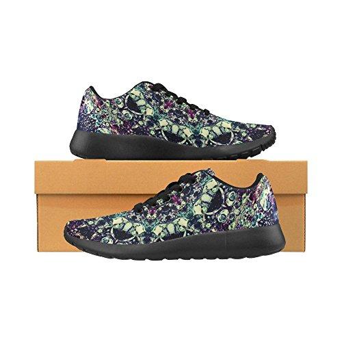 Scarpe Da Trail Running Da Donna Di Interestprint Da Jogging Leggero Sportivo Da Passeggio Sneaker Atletico Multi 1