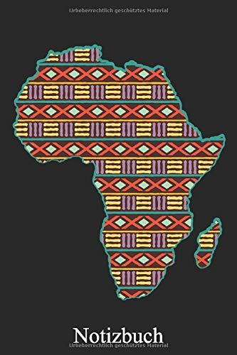 Afrikanische Muster Afrikanisch Digitales Papier 15