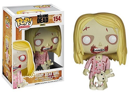 Teddy Bear Girl: Funko POP! x Walking Dead Vinyl Figure