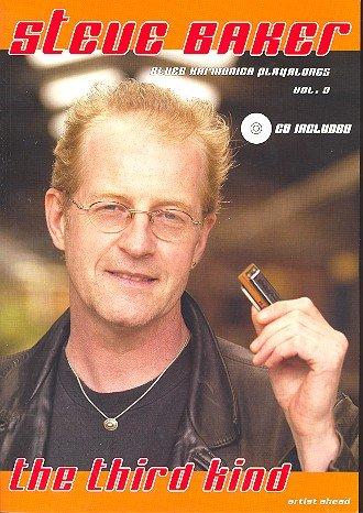 Blues Harmonica Playalongs, English edition, w. Audio-CD