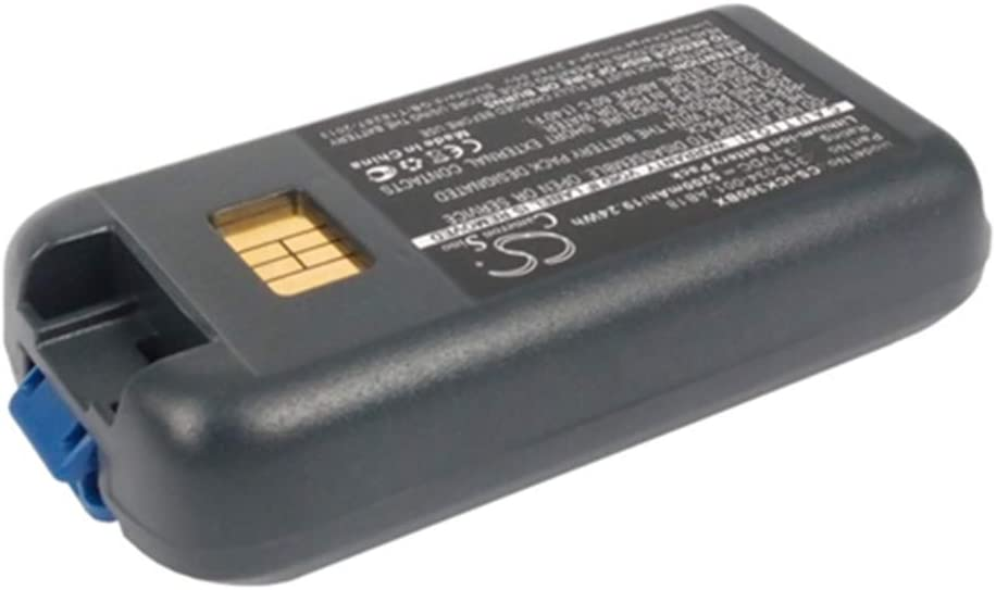 TCHAN 5200mAh Li-ion Replacement Battery for INTERMEC CK3 CK3A CK3C CK3C1 CK3N CK3N1 CK3R CK3X Barcode Scanner Battery