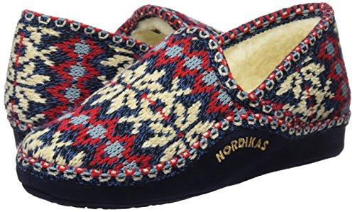 Para Nordikas De Zapatillas Classic Mujer Por Estar marino Azul Casa rqq1OEYw