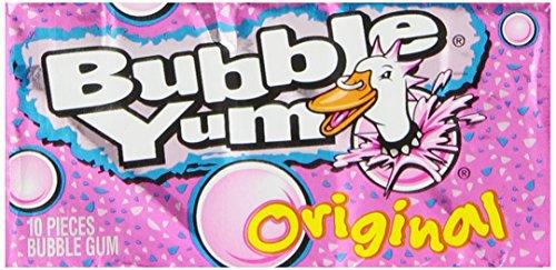 Bubble Yum Original Gum Big Pack - 2.8 oz - 12 (Bubble Yum Gum)