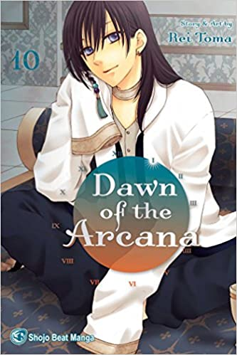Dawn of the Arcana, Vol. 10 (10)