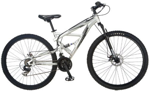 Premium Bikes for Men and Women Mountain Bike Adult Bicycle Recreational Bicycles Mongoose Dual Suspension
