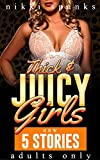 EROTICA: CURVY BBW Thick & Juicy Girls - 5 Book Bundle: Big Beautiful Woman Romance Collection Box Set Chubby Girl Contemporary Romance Full Figured Plus ... Boy Billionaire Stories (BBW Erotica XXX 4)