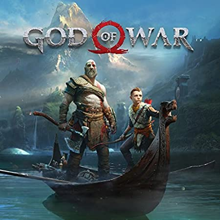 God of War 4  - Pre-load - PS4 Digital Code