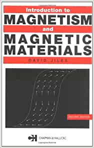 Introduction To Magnetism And Magnetic Materials David Jiles Pdf