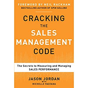 Cracking the Sales Management Code Audiobook
