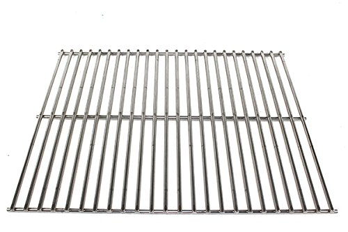 MHP Gas Grill WNK TJK Stainless Steel Briquette Rock Grate 22″ x 14″ GG-Grate-SS