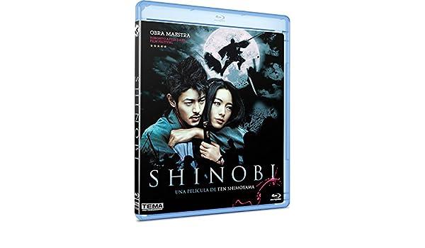 Shinobi [Blu-ray]: Amazon.es: Yukie Nakama, Jô Odagiri ...