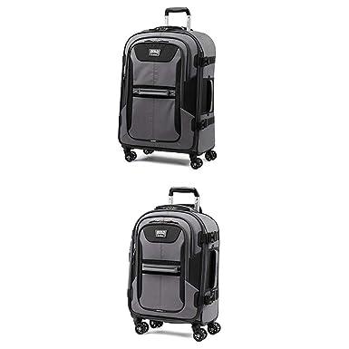 bb4ed5ba3922 Amazon.com | Travelpro Bold Expandable Spinner Luggage (21