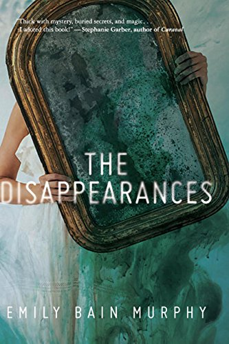 The Disappearances cover
