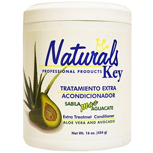 Dominican Hair Product Naturals Key Aloe Vera and Avocado...