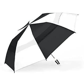 Amazon.com: El modelo Indestructible plegable paraguas Storm ...