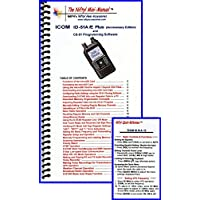 Icom ID-51A/E Anniversary Edition Mini-Manual & Card Combo by Nifty Accessories
