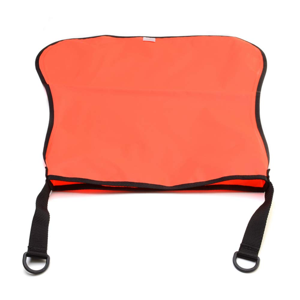 Trident Scuba Diving Lift Bag with 50 lbs of Lift for Salvaged Items