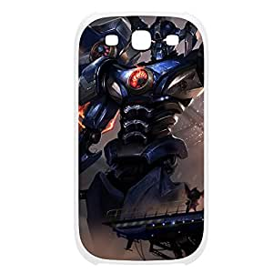 Aatrox-004 League of Legends LoL case cover Ipod Touch 4 Plastic White