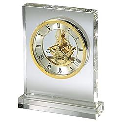 Howard Miller 645-682 Prestige Table Clock