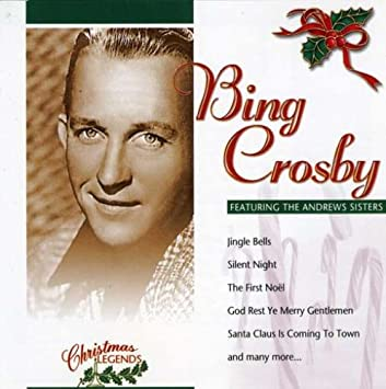 Christmas Legends - Frank Sinatra; Louis Amstrong; Bing Crosby; Rosemary  Clooney CD