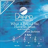 : What A Friend We Have In Jesus [Accompaniment/Performance Track]