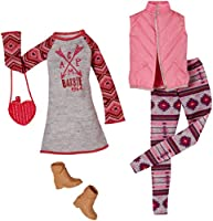 Barbie PLACE IN FASHIONs Complete Look 2-Pack #5