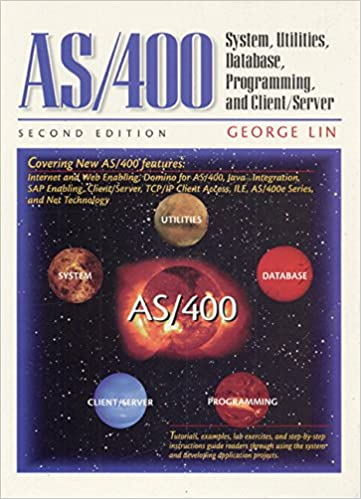 as400 system utilities database and programming 2nd edition george lin gayla stewart ibm books 9780130830678 amazoncom books - As400 Computer System