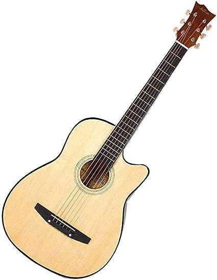 Kapok principiantes de guitarra practicando guitarra niños adultos ...