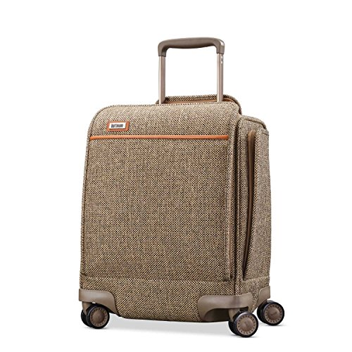 Hartmann Luggage Tweed Legend Underseat Carry On Spinner
