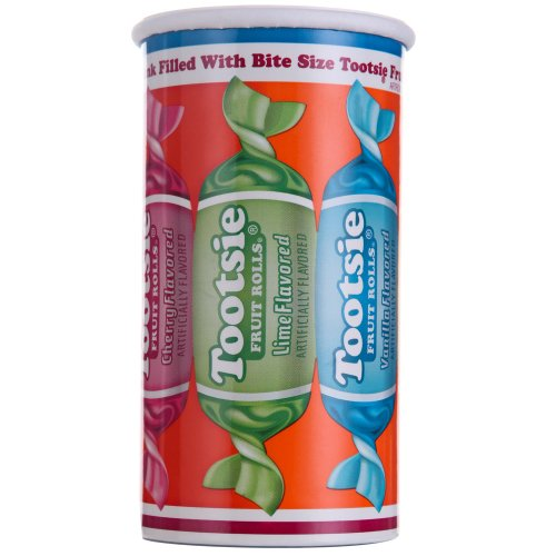 Tootsie Fruit Chew Rolls Candy Bank Easter Basket Gift