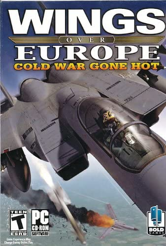 Amazon com: Wings Over Europe: Cold War Gone Hot - PC: Video