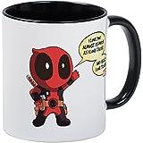 CafePress Deadpool Love Tacos Mug Unique Coffee Mug, Coffee Cup