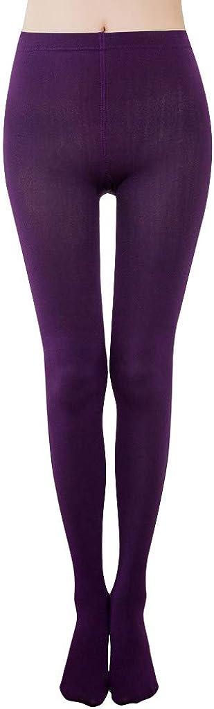 ANJUNIE Ladies Pure Color Elasticity Exercise Tights Fitness Uniform Pants Trousers Leggings