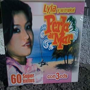 60 SUPER EXITOS DE LYLA Y SU TROPICAL PERLA DEL MAR