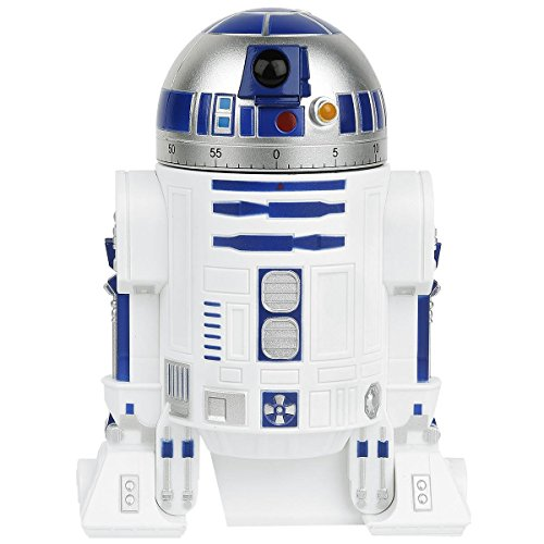 Star Wars Kitchen Timer – R2-D2 Countdown Timer with Rotating Head