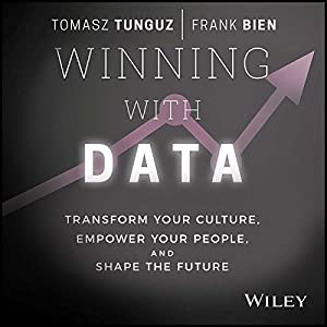 Winning with Data Hörbuch
