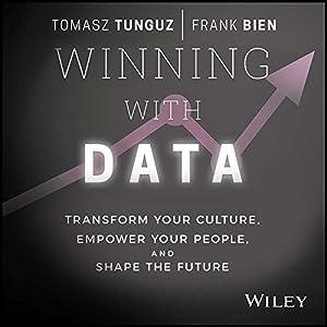 Winning with Data Audiobook