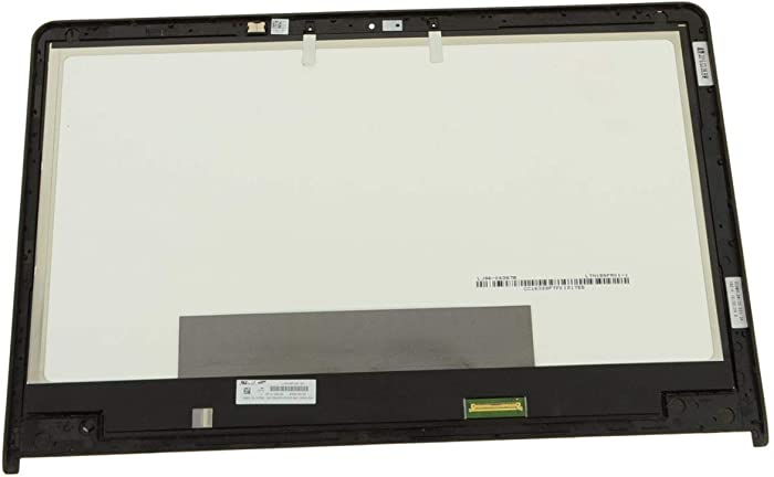 "New Replacement 15.6"" 4K UHD LCD Touch Screen Assembly 53FC4 053FC4 fit Dell Inspiron 15 7559"