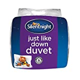 Silentnight Just Like Down Microfibre Duvet - 10.5 Tog - Double