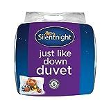 Silentnight Just Like Down Microfibre Duvet - 10.5 Tog - King