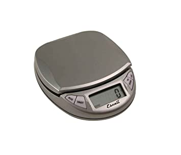 Escali PR500S Pico HP High Precision Digital Scale 500g, Metallic by Escali: Amazon.es: Hogar