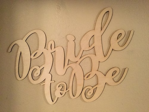 List of the Top 10 bride to be sign for wall you can buy in 2020