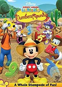 Mickey Mouse Clubhouse Mickey's Numbers Roundup