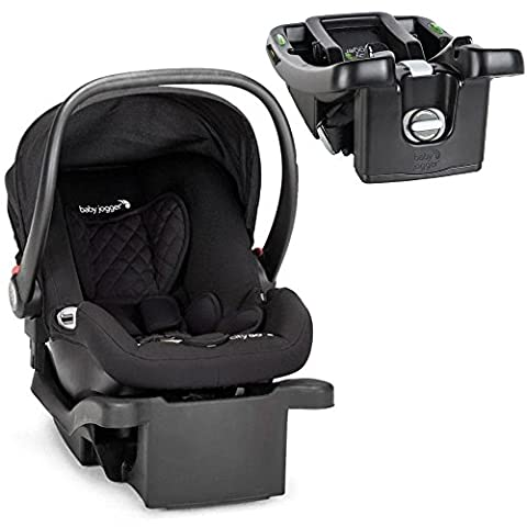 Baby Jogger 1965676KT- City Go Car Seat With Extra Base - Black