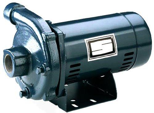 Pentair Sta-Rite JBMC-56S Single Phase Cast Iron Centrifu...